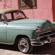 Vintage cars are part and parcel of the Havana cityscape
